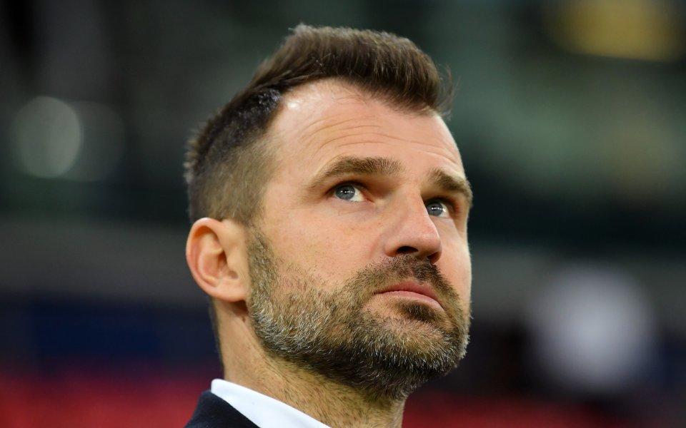 Треньорът на Роял Антверп Иван Леко призна, че отборът му