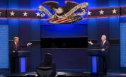 Обвинения в расизъм и хонорари от чужбина на последния дебат между Тръмп и Байдън
