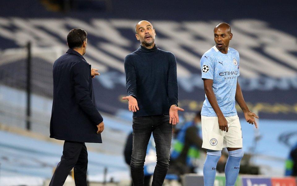 Старши треньорът на Порто Сержио Консейсао разкритикува мениджъра на Манчестър