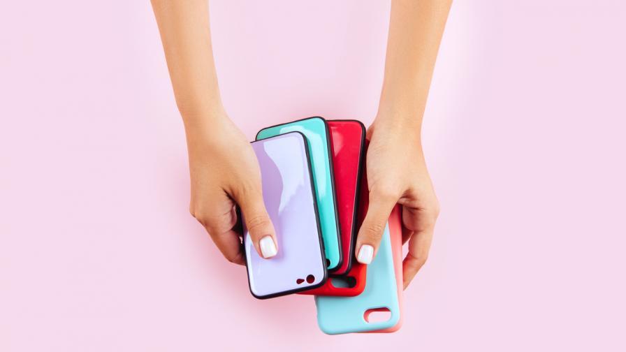 Какви калъфи за телефони предлагат от etuo.bg