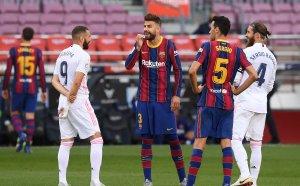 """НА ЖИВО: Време е за """"Ел Класико""""! Съставите на Реал и Барса"""