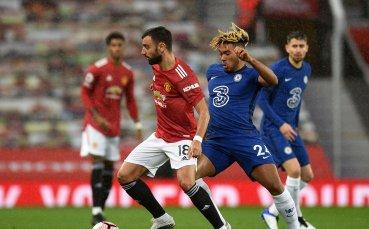 НА ЖИВО: Ман Юнайтед 0:0 Челси