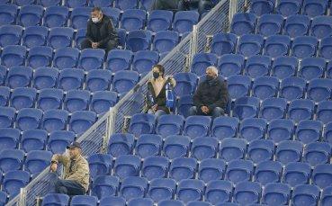 Извънредно! Затвориха стадионите в България
