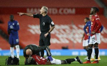 Челси е бил ощетен срещу Юнайтед, смята бивш топ рефер в Англия