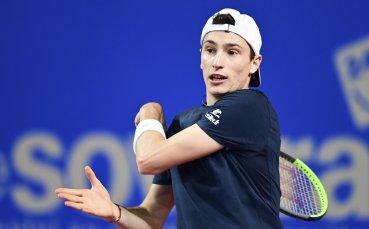 Финалист от Антверпен влезе в основната схема на Sofia Open 2020