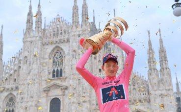 Тею Гейгън Харт спечели Джиро д'Италия