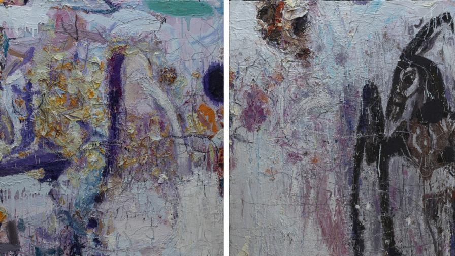 Захари Каменов - живопис