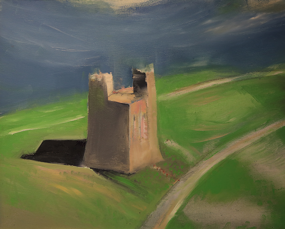 <p>Изоставен замък</p>