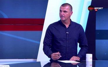 Спасяване на Даниел Наумов от ЦСКА 1948 срещу Славия