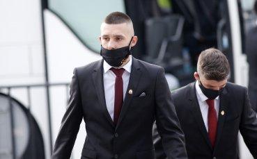 ЦСКА вече е в Рим