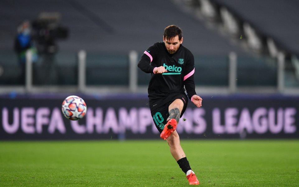 Бившият италиански футболист Кристиано Виери квалифицира звездата на Барселона Лионел