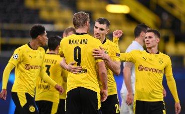 Борусия Дортмунд с труден успех над Зенит