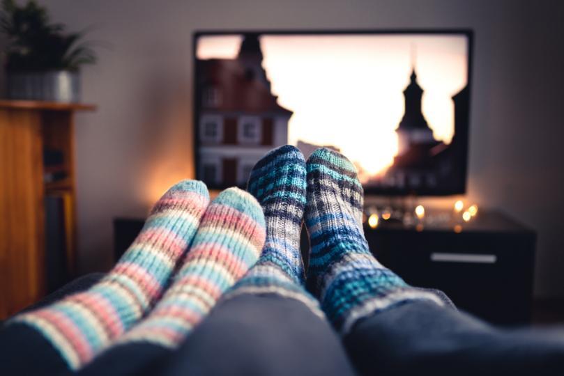 <p>Чорапите&nbsp;помагат и при <strong>горещи вълни.</strong></p>