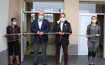 Волейболът във Враца вече има нова арена