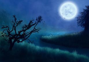 На Хелоуин ще наблюдаваме Синя луна