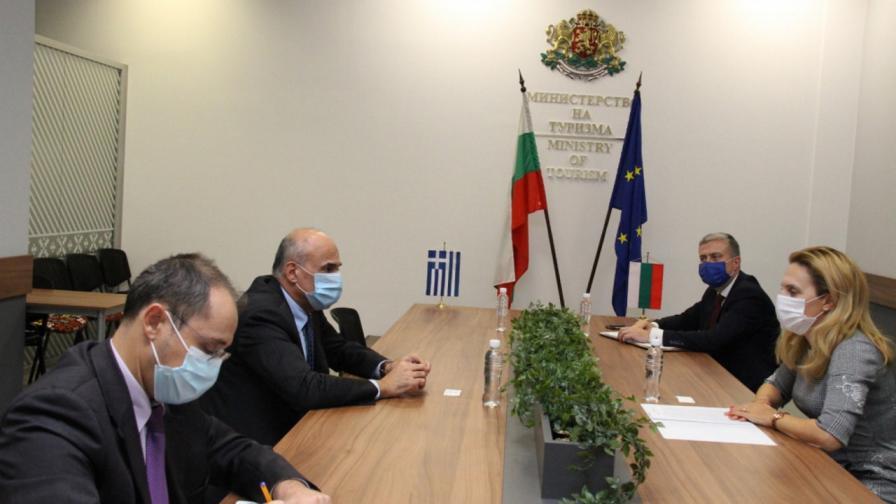 Гръцкият посланик: България е коридорът за Гърция към Северна Европа