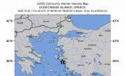 Земетресения в Егейско море, разрушения в Турция