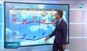 Прогноза за времето (31.10.2020 - обедна емисия)