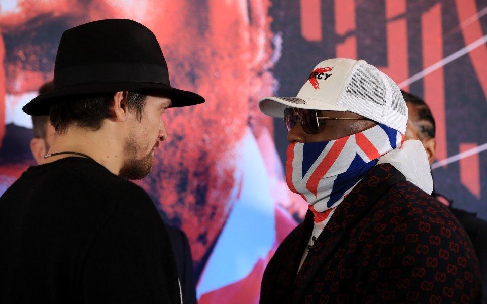 Олександър Усик ще стъпи за втори път на ринга в