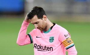 Буксуването на Барса в Ла Лига продължава