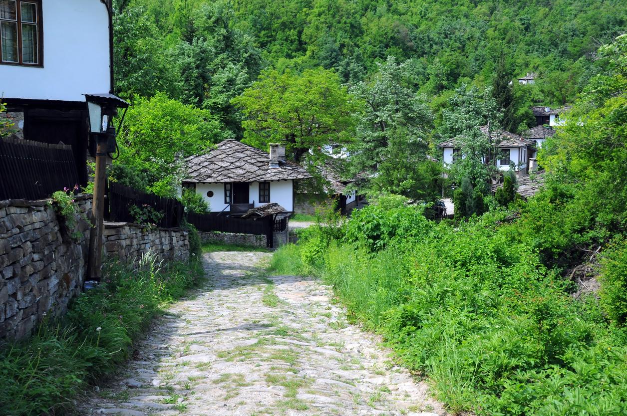 <p><strong>2. Село Боженци -&nbsp;</strong>То е един от най-красивите архитектурни резервати в България. Намира се на 15 км източно от&nbsp;Габрово и впечатлява с добре запазените възрожденски къщи и обществени сгради. Не пропускайте да посетите къщите-музеи, Килийното училише, както и&nbsp;да опитате от местното бяло сладко.&nbsp;</p>