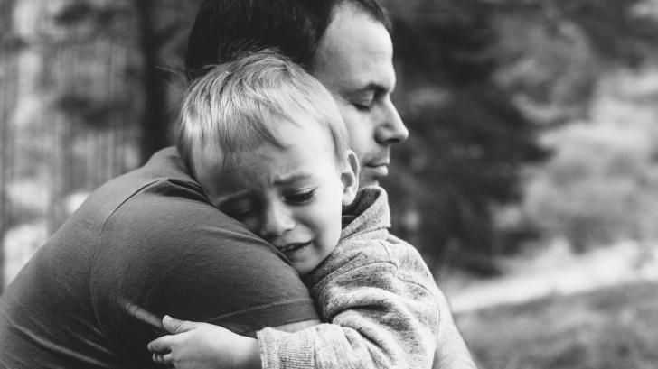 """""""Татко, имам нужда от теб, не ни оставяй"""""""