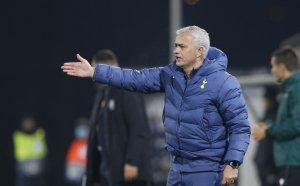 Моуриньо предупреди футболистите на Тотнъм за мача с Лудогорец