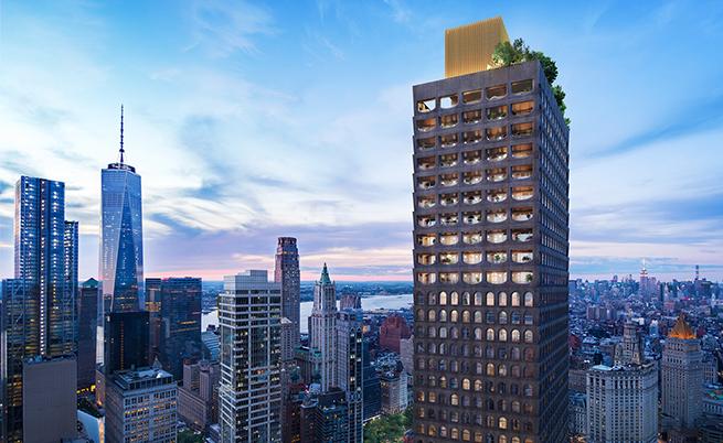 """""""Панелката"""" в Манхатън, в която апартаментът върви по $4 млн., а мезонетът - $11,5 млн."""