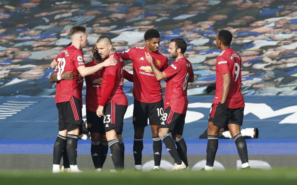 Отборът на Манчестър Юнайтед няма намерение да привлича нови играчи