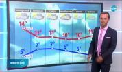 Прогноза за времето (09.11.2020 - обедна емисия)