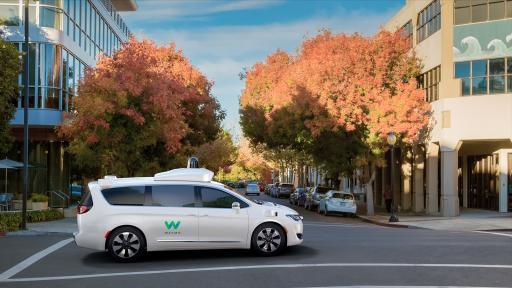Автономното такси на Waymo