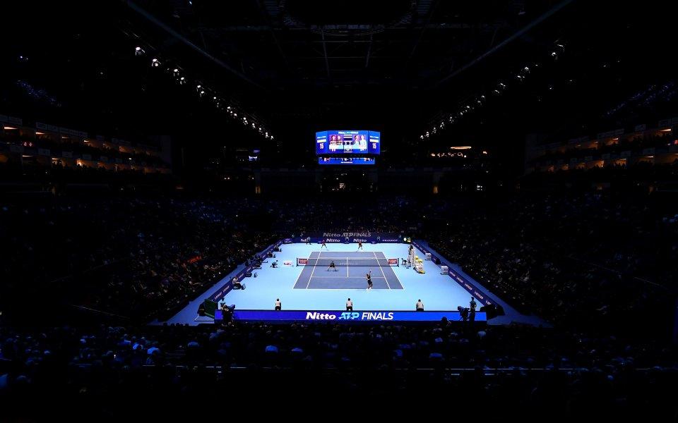 Стана ясно разпределението в групите за финалите на ATP