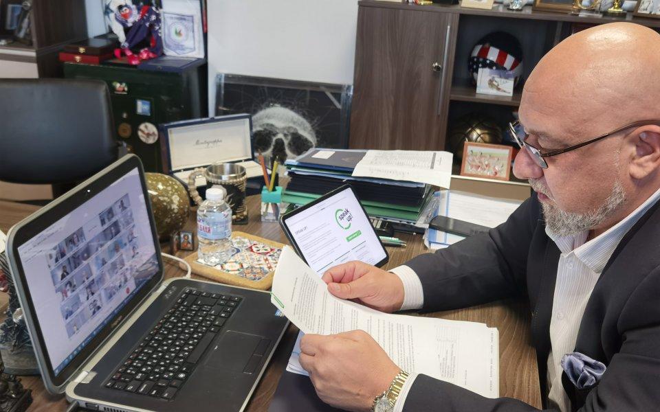 Министър Кралев участва в заседание на Управителния съвет на WADA