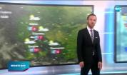 Прогноза за времето (14.11.2020 - обедна емисия)