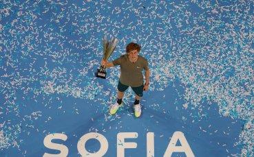 Американец отказа участие на Sofia Open