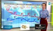 Прогноза за времето (17.11.2020 - сутрешна)