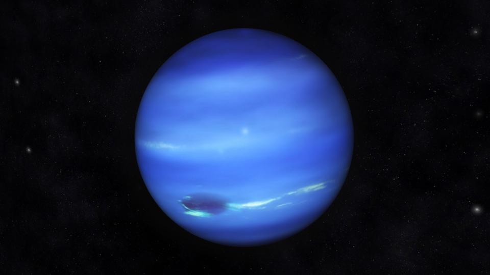 Нептун планета планети космос астрология