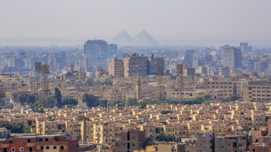 Кайро, столицата на Египет