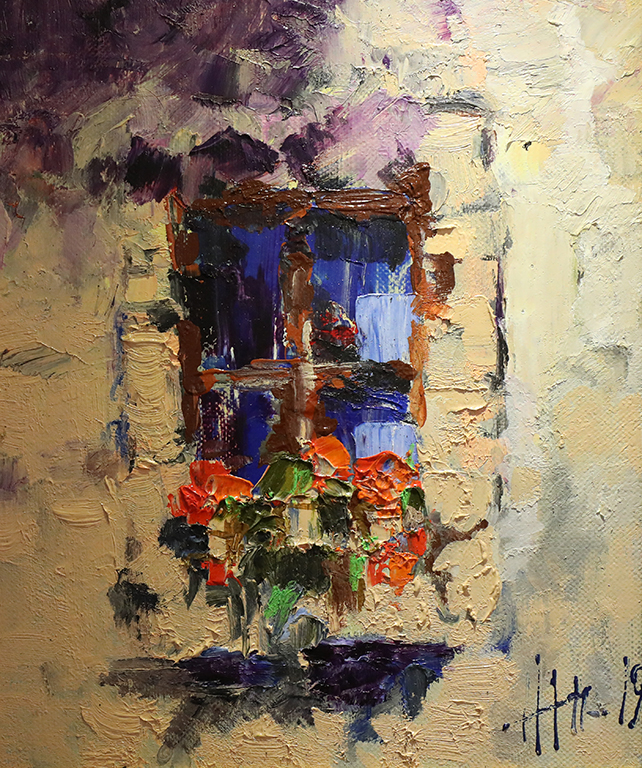 <p>Тоскански прозорец</p>