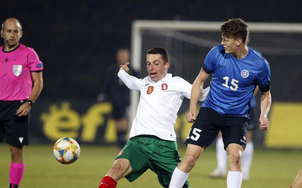 Двама футболистина Черно море получиха повиквателна за младежкия национален отбор