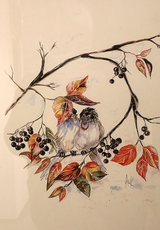 <p>Ася Каменова-Георгиева, Есенна любов</p>