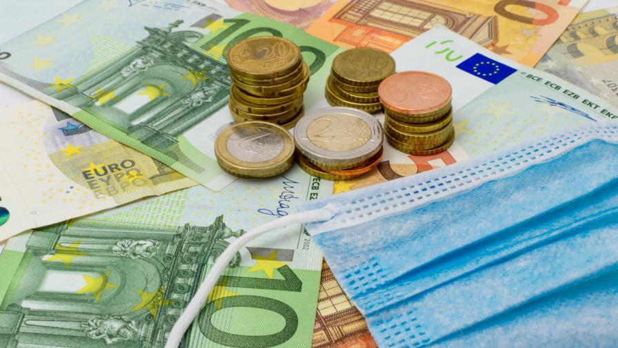 Над 500 млн. евро от ЕС за България за първите разходи срещу COVID-19
