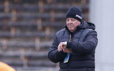 Тарханов: Не останах доволен в защита, но така е на четири тренировки
