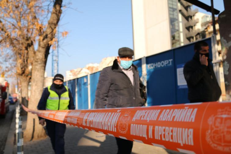 инцидент софия строеж
