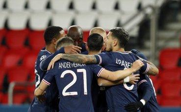 ПСЖ и Лион с гръмки победи за Купата на Франция