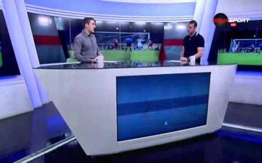 Лукас Масоеро разби конкуренцията за защитник на 13-ия кръг