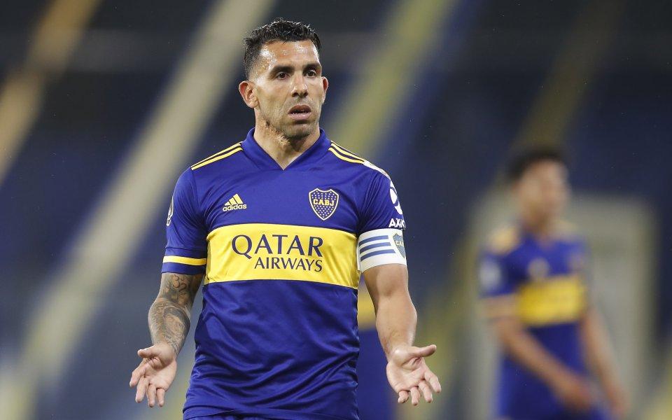 Карлос Тевес спира с футбола, взел е решение с какво ще се занимава след това