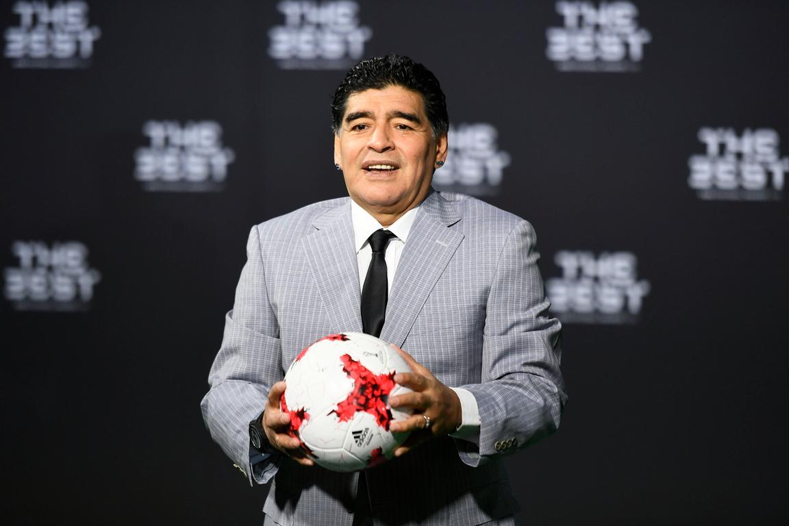 <p>Наскоро определяният за един от най-великите футболисти в историята аржентинец навърши 60 години.</p>  <p>&nbsp;</p>
