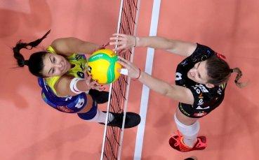 Марица отстъпи и във втория си мач от волейболната ШЛ за жени