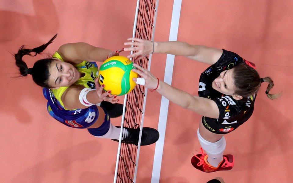 Марица стартира мачовете във Варна с бърз успех